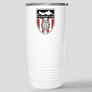 Sunderland AFC Sh 16 oz Stainless Steel Travel Mug