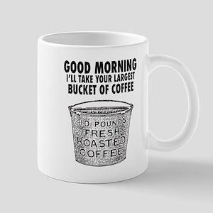 Coffee by the bucket Mugs