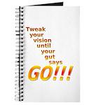 Tweak Your Vision Journal