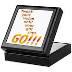 Tweak Your Vision Keepsake Box