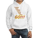 Tweak Your Vision Hooded Sweatshirt