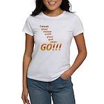 Tweak Your Vision Women's T-Shirt