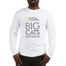 Big Cats Initiative Long Sleeve T-Shirt