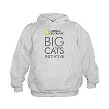 Big Cats Initiative Kids Hoodie