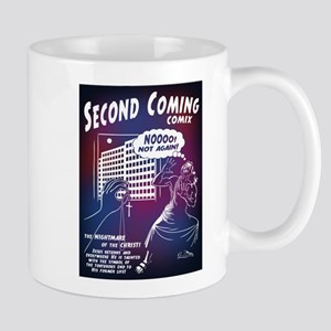 Second Coming Comics Mug