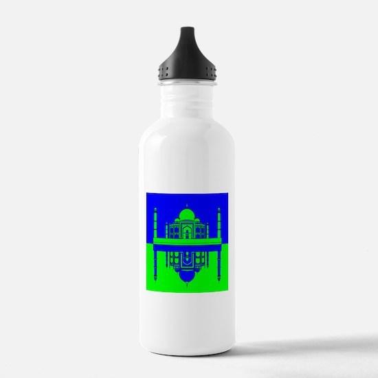Cute Architectural elements Water Bottle