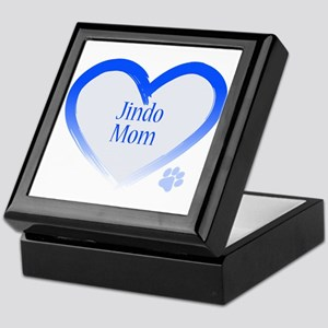 Pug Mom Keepsake Box