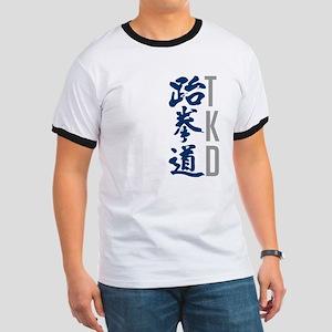 TKD Korean Ringer T