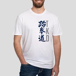 TKD Korean Fitted T-Shirt