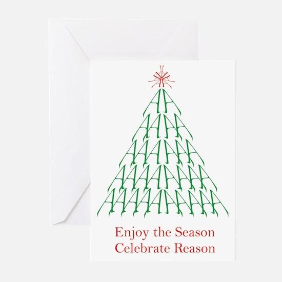 Christmas Holiday Reason Greeting Cards (Pk of 10)
