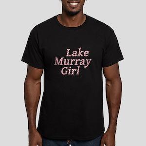 Lake Murray girl Men's Fitted T-Shirt (dark)