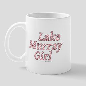 Lake Murray girl Mug