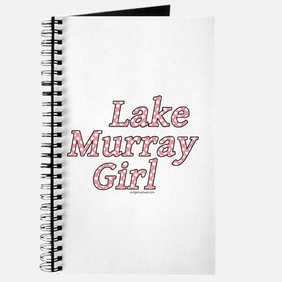 Lake Murray girl Journal