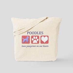 Miniature Poodle Lover Tote Bag