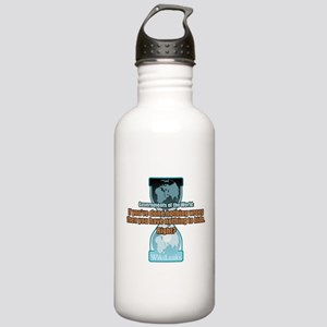 Nothing To Hide - Stainless Water Bottle 1.0L