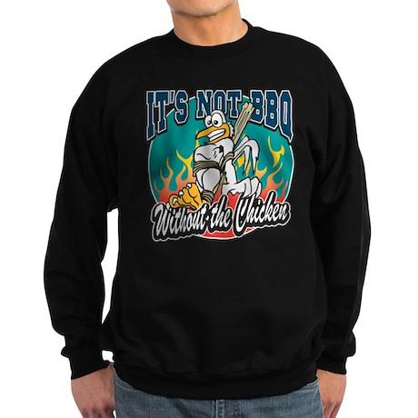 Chicken BBQ Sweatshirt (dark)