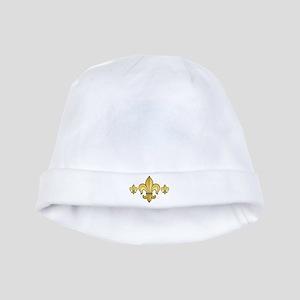 Fleurishes baby hat