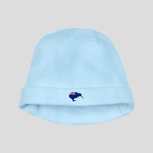 New Zealand Kiwi baby hat
