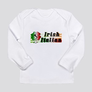 Irish Italian Long Sleeve Infant T-Shirt