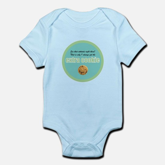 Extra Cookie Infant Bodysuit