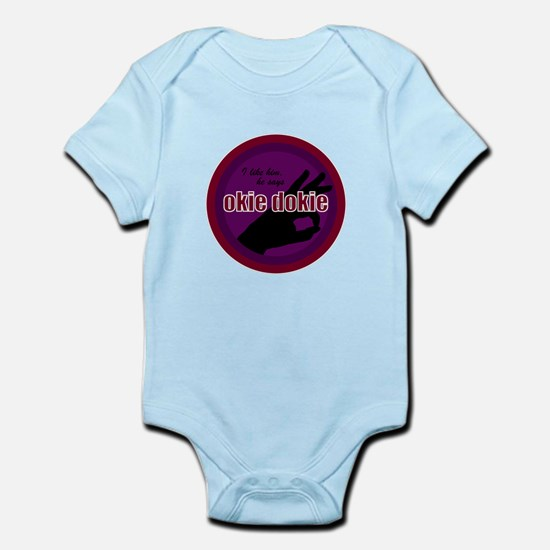 Okey Dokey Infant Bodysuit