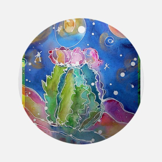 Desert Night, Ornament (Round)