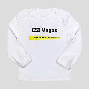 CSI Vegas Long Sleeve Infant T-Shirt