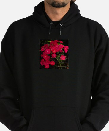 Heart of a Rose Hoodie (dark)