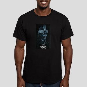 Team Vlad Men's Fitted T-Shirt (dark)