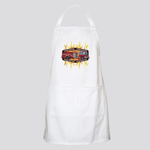 Fire Engine Truck Apron