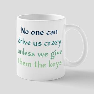 Drive Us Crazy Mug