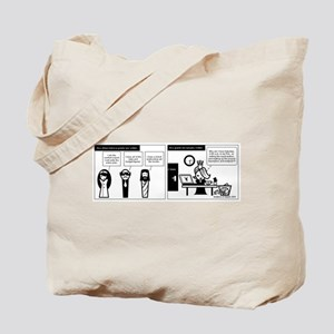 "Goddess of Grants ""Really"" Tote Bag"