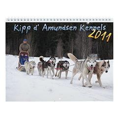 2011 Kipp d' Amundsen Kennels Calendar