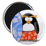 Surfing Macaroni Penguin 2.25