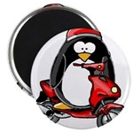 Red Scooter Penguin 2.25