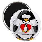 Heart tux Penguin 2.25