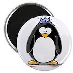 """Princess penguin 2.25"""" Magnet (10 pack)"""