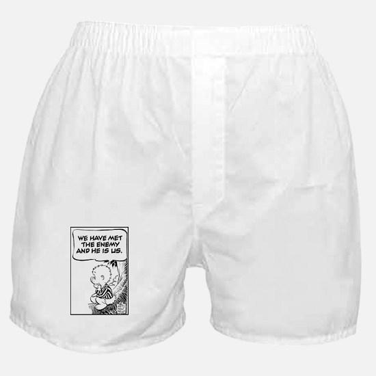 Unique Iraq Boxer Shorts