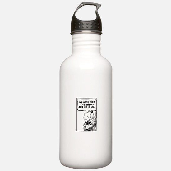 Unique Afghanistan Sports Water Bottle