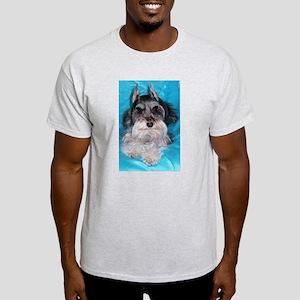 Loving Glance Ash Grey T-Shirt