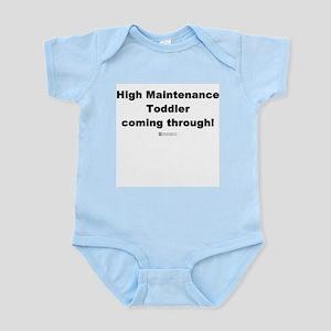 High Maintenance Toddler -  Infant Creeper