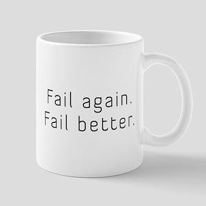 Fail Better Mug