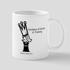 "Goddess of Grants ""Training"" Mug"