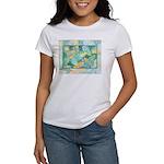 Early Frost Watercolor Women's T-Shirt