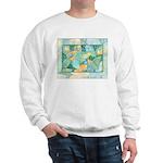 Early Frost Watercolor Sweatshirt