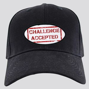 Challenge Accepted Black Cap