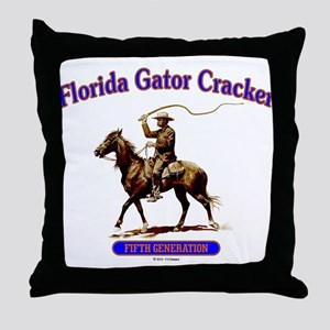 Fifth Generation Throw Pillow