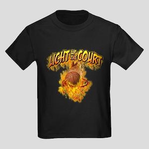 Light up the Court Kids Dark T-Shirt