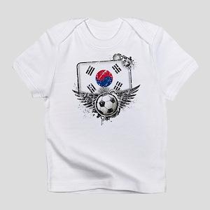 Soccer Fan South Korea Infant T-Shirt