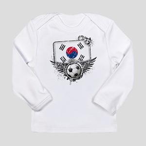 Soccer Fan South Korea Long Sleeve Infant T-Shirt